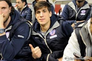 Tommaso Laquintana ha giocato in prestito all'Angelico Biella