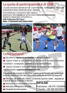 Programma City Camp Basketball