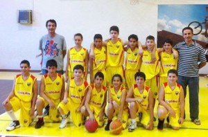 Il Basket Barcellona under 14