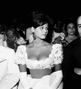Claudia Cardinale a Taormina