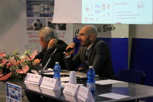 Il nutrizionista dott. Francesco Iarrera