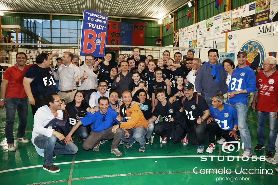 serie b2 - effe volley