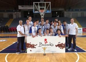 I campioni regionali under 17 della Pegaso Ragusa