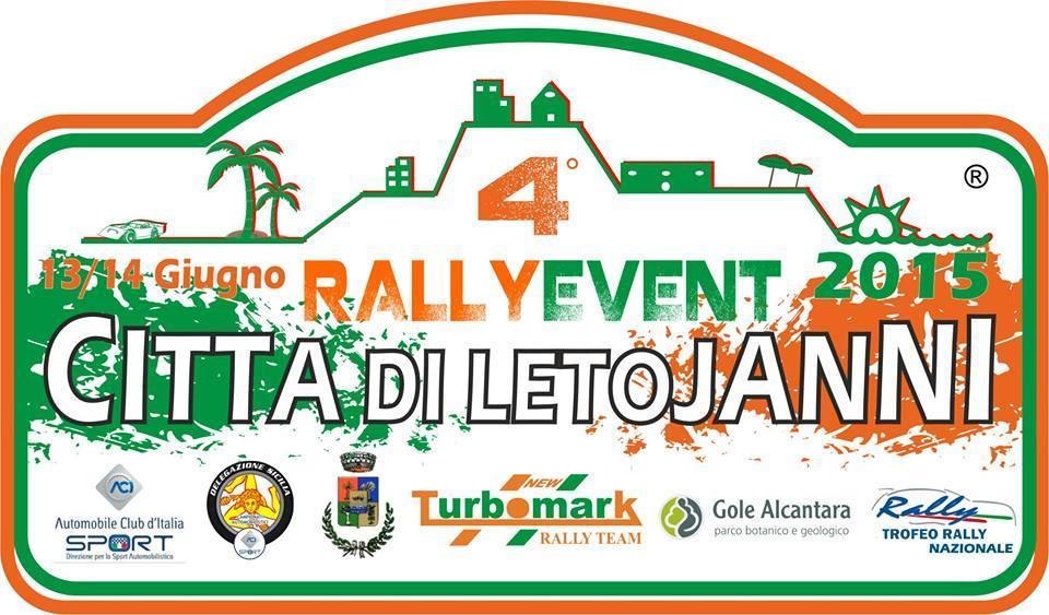 Rally Event Città di Letojanni 2015