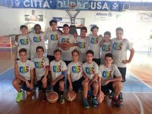I giovani del Cubs Catania