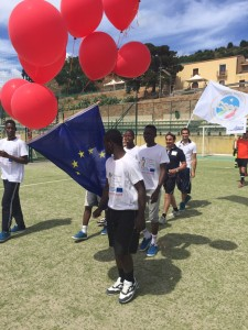 L'european Day of intgrated sport
