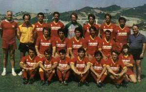 Il Messina di Franco Scoglio edizione 85-86