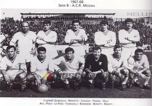 ACR Messina 1967-68