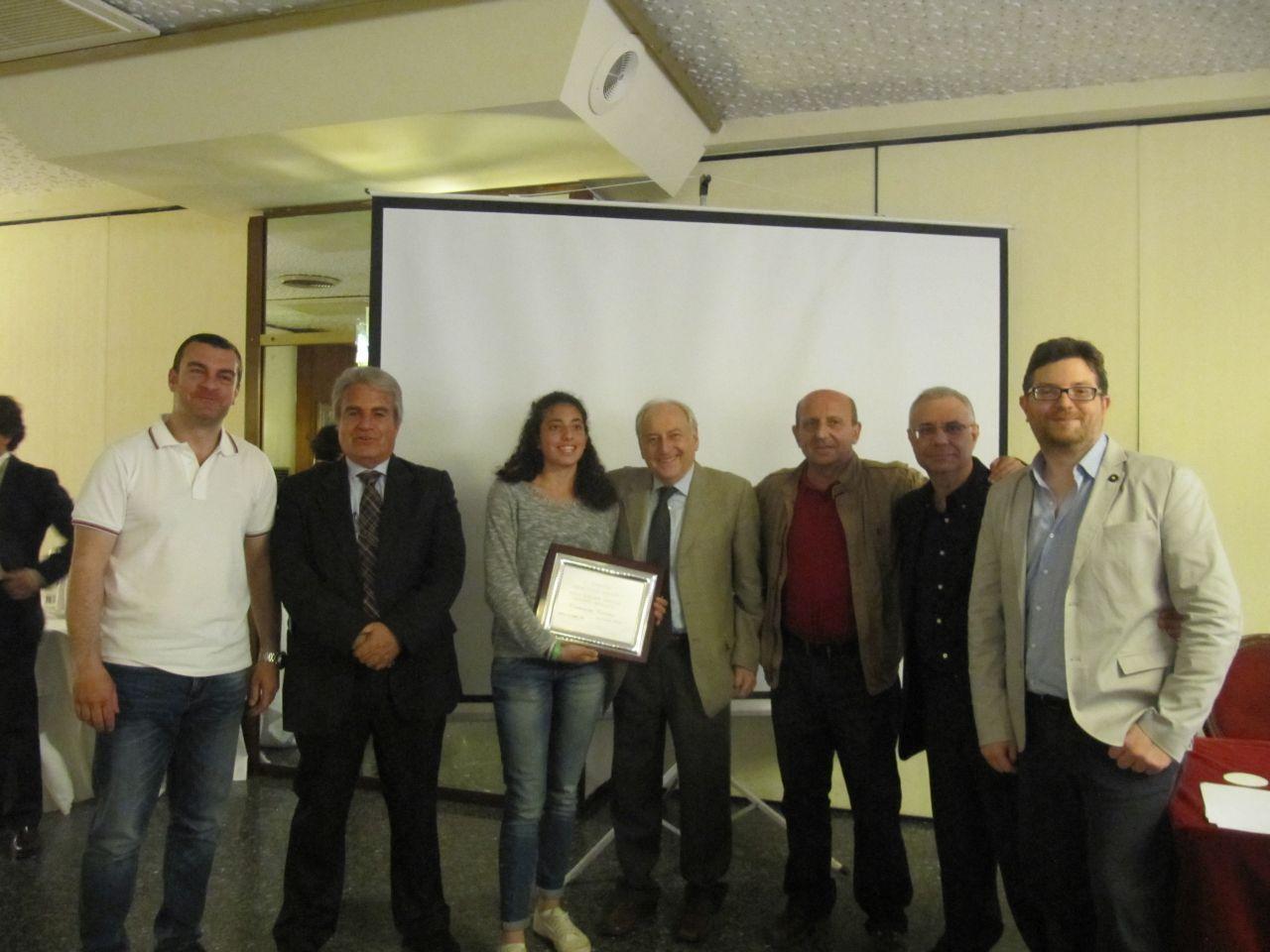 Premiazione Memorial Molino