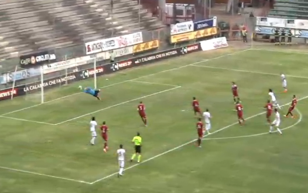 Reggina-Messina 1-0