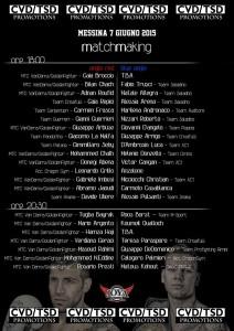 Il calendario completo degli incontri del PalaRescifina