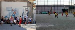 La Comunità Sportiva di Pompei opera da 40 anni nella gestione dei campi di via delle Mura