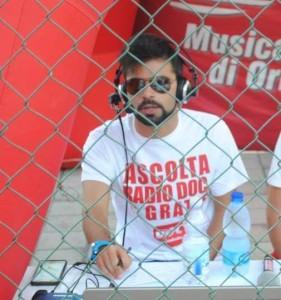 Il responsabile della comunicazione Francesco Gugliotta