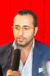 Il consigliere regionale della Fipav, Alessandro Zurro