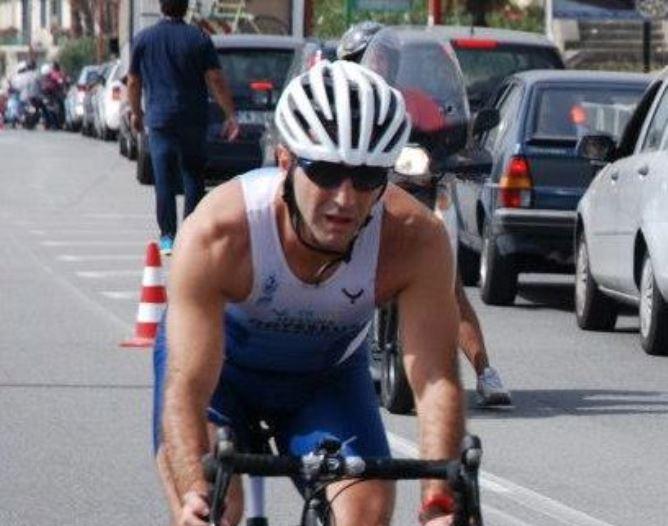 Carmelo Anfuso (Pol. Odysseus) Triathlon