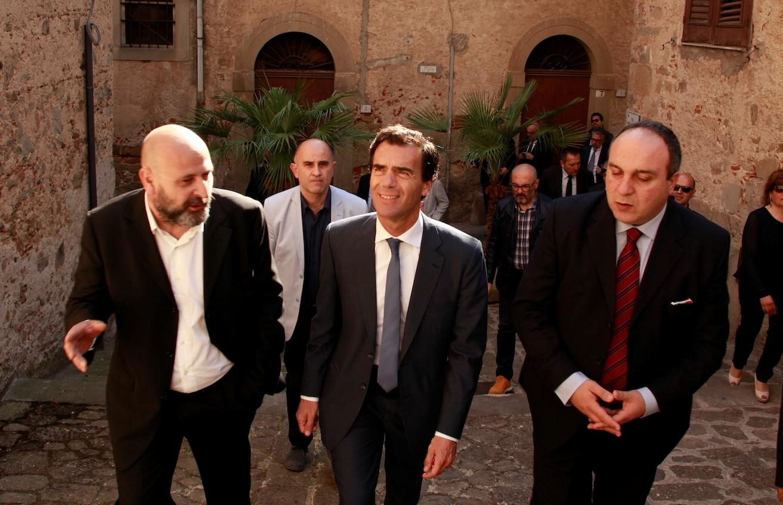 Mauro Cappotto, Sandro Gozi e il sindaco Basilio Ridolfo.JPGFICARRA_Mauro Cappotto, Sandro Gozi e il sindaco Basilio Ridolfo