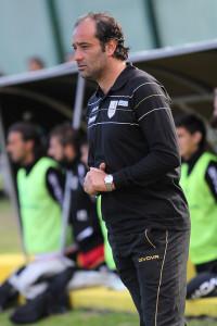 Gaetano Catalano, allenatore che guidò i giallorossi alla promozione del 2013