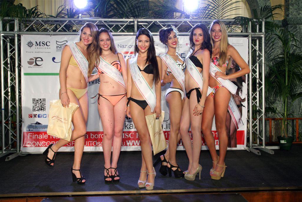 Miss Blumare Finaliste selezionate 1° tappa