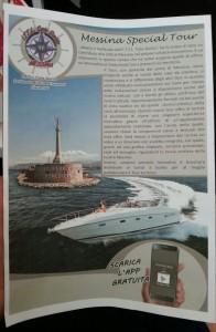 La locandina che pubblicizza il progetto