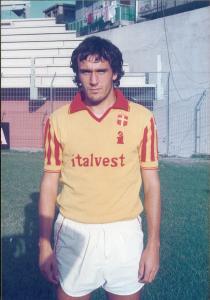 Carmelo Mancuso ai tempi del Messina