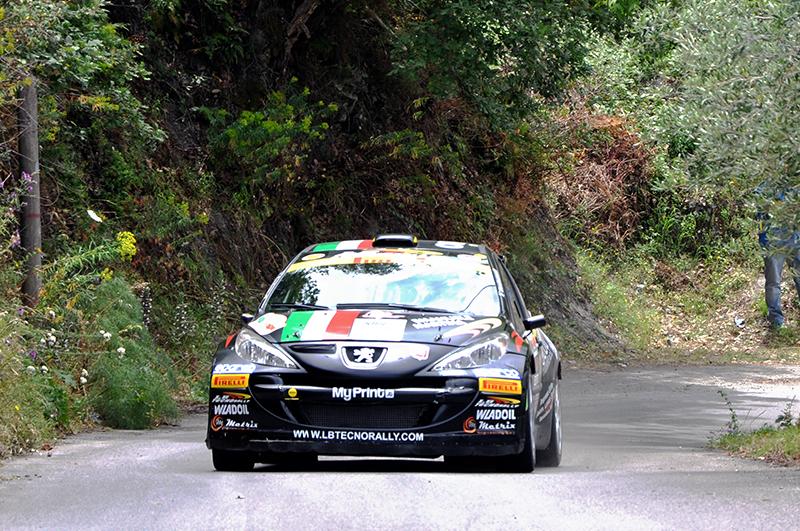 LaTorre-Peugeot 207 super 2000