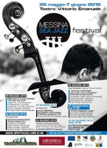 Locandina Sea Jazz Festival