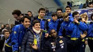 L'under 13 del Milazzo approdata ai quarti di finale per il titolo regionale