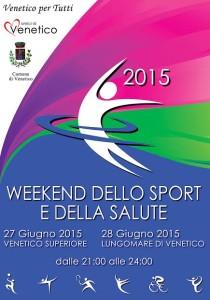 Week end della salute e dello sport di Venetico