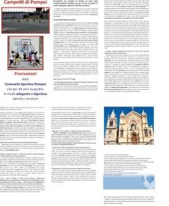 Brochure Comunità Sportiva Pompei