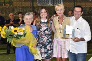 La famiglia Marchese ed il Presidente dell'Ordine Vincenzo Ciraolo