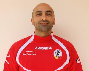 Giuseppe Giuttari, allenatore de L'Iniziativa
