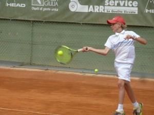 Giorgio Tabacco in azione