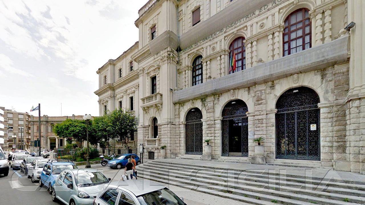 La Camera di Commercio di Messina