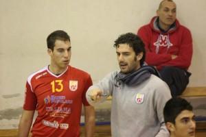 Mister Trimarchi, tecnico della Pallavolo Messina