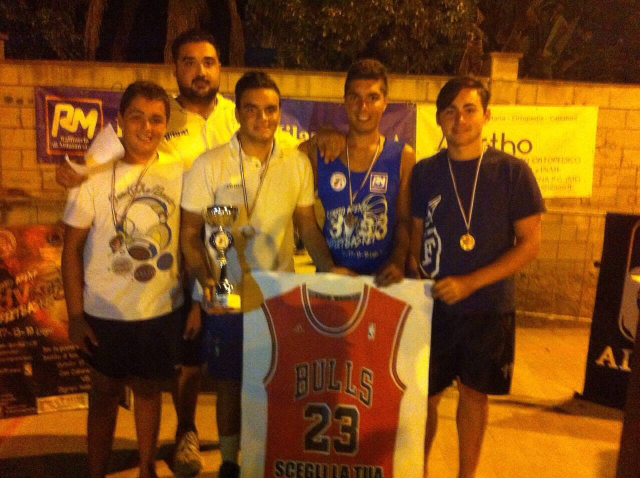 Torneo Ciantro Milazzo 2015