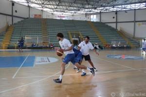Simas Jasaitis in palleggio