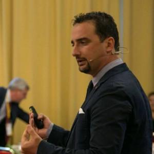 Alessandro Costantino, allenatore dell'ASD Handball Messina