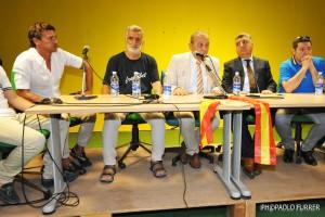 Il sindaco Renato Accorinti è intervenuto alla conferenza stampa