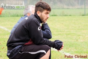 Fabio Padulano ad Arezzo