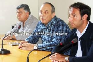 Gugliotta e Stracuzzi, vice-presidente e massimo dirigente dell'ACR
