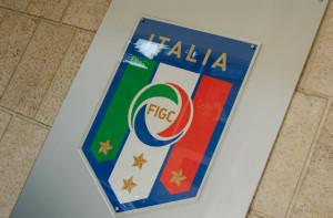 Il logo della FIGC
