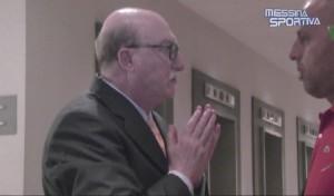 Il messinese Enzo Nucifora, uno dei dirigenti deferiti dalla Procura Federale