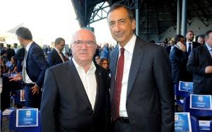 Il presidente della Figc Carlo Tavecchio vuole le sentenze prima del Consiglio Federale di lunedì