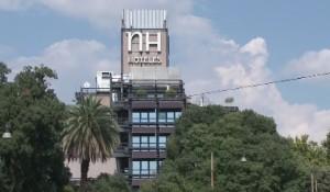 La facciata dell'NH Vittorio Veneto