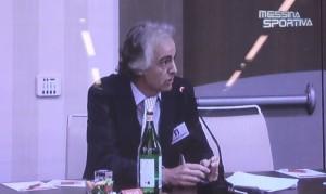 L'avvocato bolognese Mattia Grassani, che assiste Entella, Ascoli e Gubbio