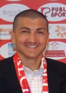 L'ex calciatore del Messina Antonio Obbedio ha iniziato la carriera da dirigente ad Ancona