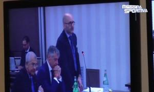 Lunga trafila di interventi degli avvocati. A parlare per il Messina Villari e Duca