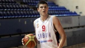 L'Orlandina insegue il talento serbo Vojislav Stojanovic