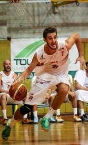 Alessandro Azzaro in maglia Viola