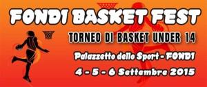 Fondi Basket Fest, torneo U 14 che vedrà la partecipazione di Milazzo